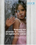 Keeping our promise to children