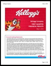 Kellogg Company video