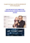Kenneth Cole Coupons June 2013 July 2013 60% OFF And Free Shipping Today