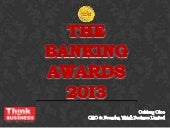Banking Survey & Awards 2013 Think ...