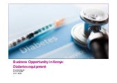 Kenya diabetes technology