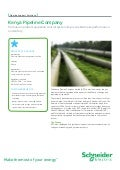 [Pipeline Support Solutions] Kenya Pipeline Company Case Study