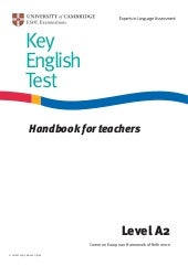 Kethandbook  Key English Test - Han...