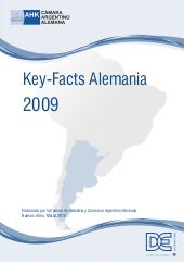 Key-Facts Alemania 2009