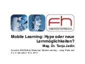 Keynote mobile learning jadin_160313