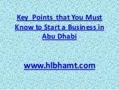Key  points  that you must know to ...