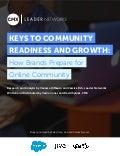 Keys to Community Readiness and Growth Report