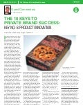 The Ten Keys to Retail Brand Success - Part 6