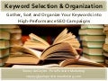 Keyword Research and Selection 2010