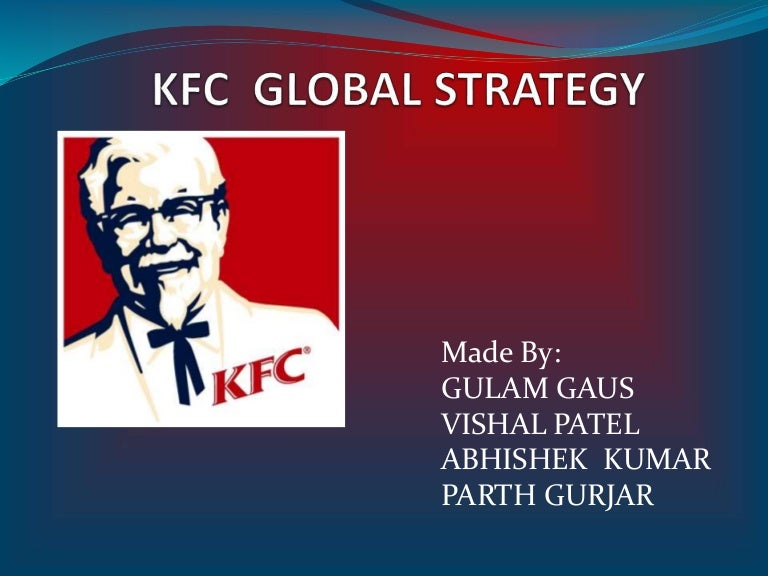 Who are KFC's target customers?