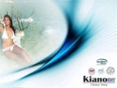 KianoMer Skin Care products catalogue