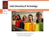 Lodz University of Technology prese...