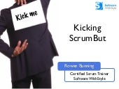 Kicking ScrumBut