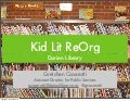 KidLit ReOrg at Darien Library