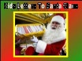 Kids Letters To Santa Claus