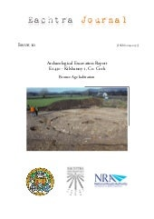 Archaeological Report - Kilshanny 1...