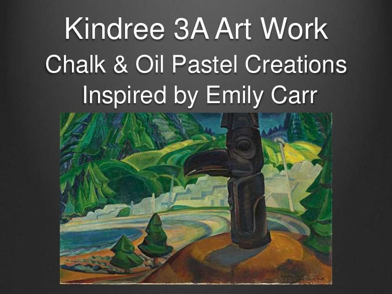 Kindree 3A Art Work Inspired by Emily Carr