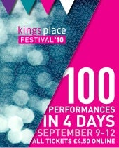 Kings Place Festival 2010