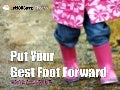 Put Your Best Foot Forward With Technology