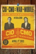 CIO vs CMO in the War for Mobile