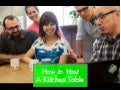 How to Host a Kitchen Table