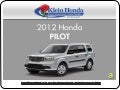 2012 Honda Pilot Seattle – Powerful performer and Rugged, yet refined with character and style - from Klein Honda, your trusted Honda dealer in Seattle