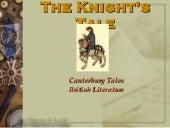 The Knight's Tale 2012