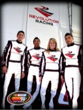 Revolution Racing K&N Media Kit