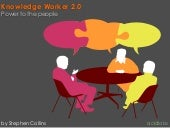 Knowledge Worker 2.0 - Power to the...