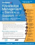 Knowledge Management for Service & Support