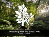 Knysna & Partners wrestling with the social web