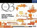 E.U. Employment Restructuring Report Europe Q3 2012
