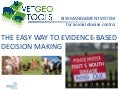 Poster: THE EASY WAY TO EVIDENCE-BASED DECISION MAKING