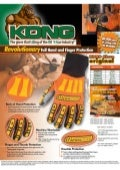 Kong Gloves from Project Sales Corp - Flyer