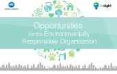 Opportunities for the environmental...