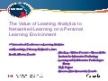 Kop and Fournier Learning Analytics Banff feb11