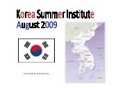 Korea Summer Institute