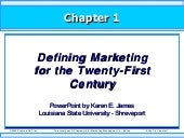 Defining Marketing for the Twenty-F...