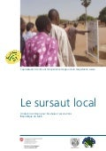 Cooperation au developpement, Koutiala (Mali) Le sursaut local (brochure, …