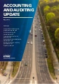 Accounting and Auditing Update - May 2014
