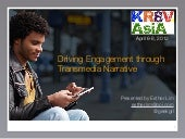 Kreative.asia Driving Engagement wi...