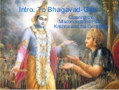 Krishna And The Demigods