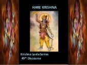 Krishna Leela Series - Part 49 - Kr...