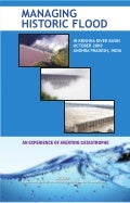 Krishna river floods management book