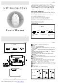 Ks 306 Motion Sensor user's manual