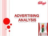 K special( advertising analysis)