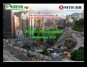 Site visit presentation: Kwun Tong line extension