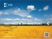 KTK-InvestorMeetings-Eng-May28-12