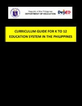 Compilation of K to 12 Curriculum G...