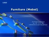 Kuliah tekbam furniture